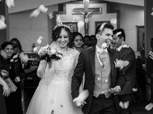 La boda de Liliana y Alfonso