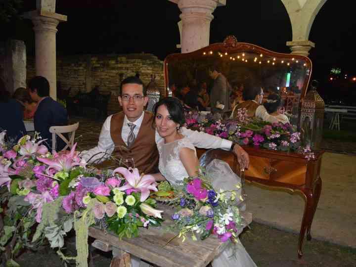 La boda de Nicole y Roberto