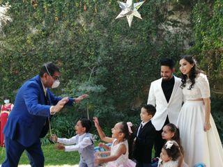 La boda de Carlos y Daniela  1