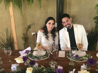 La boda de Carlos y Daniela