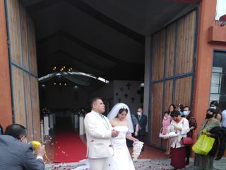 La boda de Noemí  y Aris 1