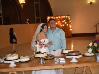La boda de Noemí  y Aris