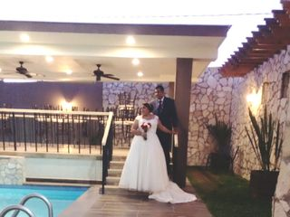 La boda de Ilse  Rangel y Ivan Machado  1
