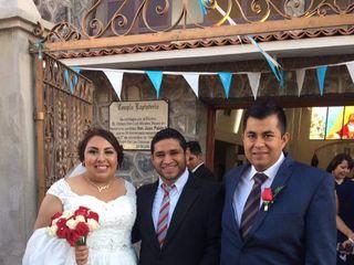 La boda de Ilse  Rangel y Ivan Machado  3