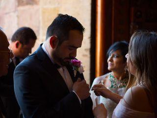 La boda de Vianey y Miguel 2