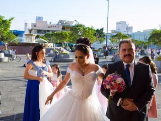 La boda de Vianey y Miguel 3