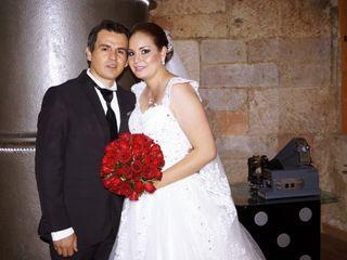 La boda de Paola y Omar