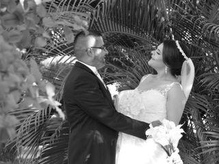 La boda de Yesenia  y Raul 1