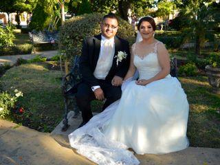 La boda de Yesenia  y Raul 2