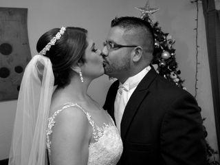 La boda de Yesenia  y Raul