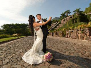 La boda de Alondra y Eddy