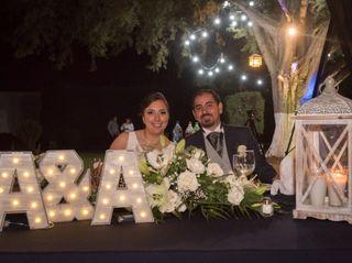 La boda de Alejandra  y José Alberto