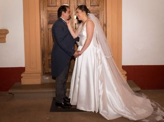 La boda de Alejandra  y José Alberto 3