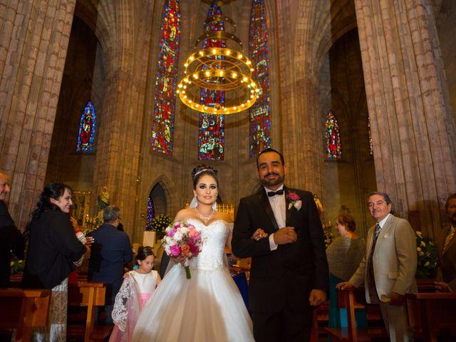 La boda de Vianey y Miguel