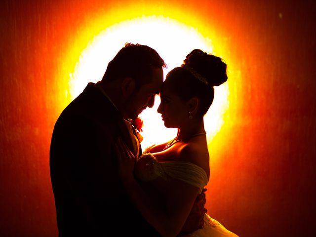 La boda de Miguel y Vianey en Tlajomulco de Zúñiga, Jalisco 2