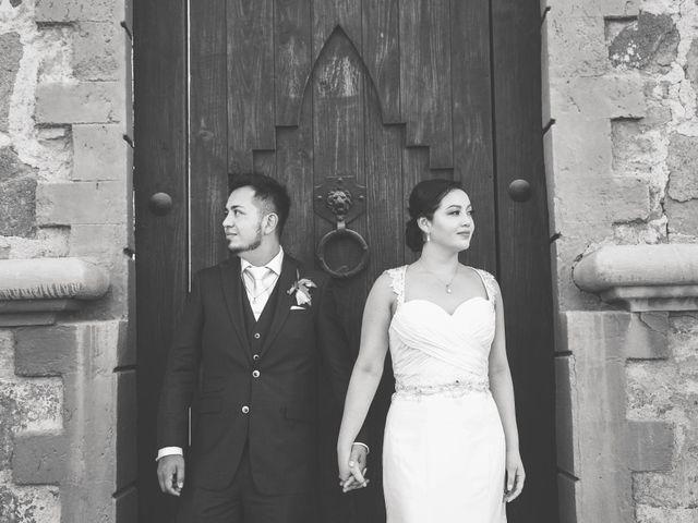 La boda de Ariadna y Ivan