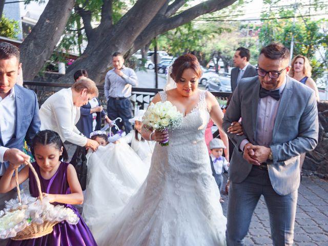 La boda de Gerardo y Paulina en Temixco, Morelos 20