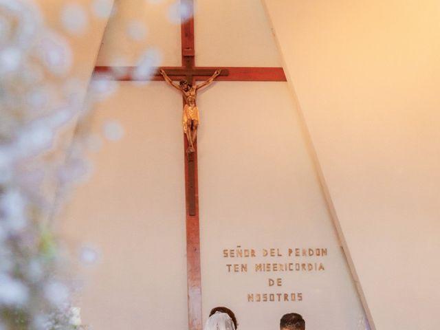 La boda de Gerardo y Paulina en Temixco, Morelos 1