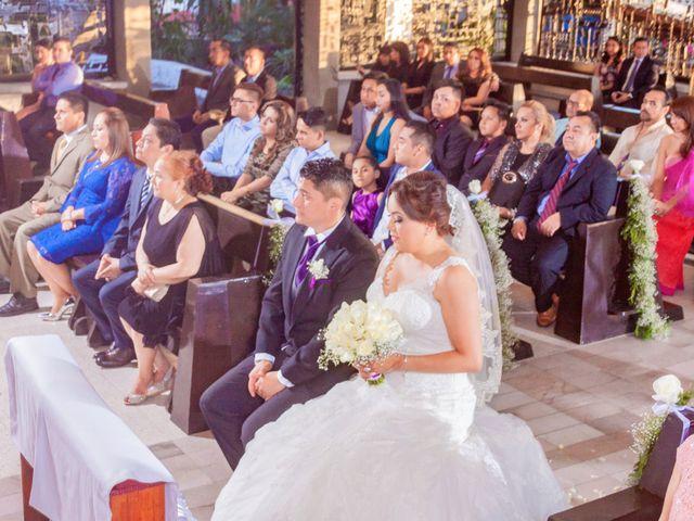 La boda de Gerardo y Paulina en Temixco, Morelos 25
