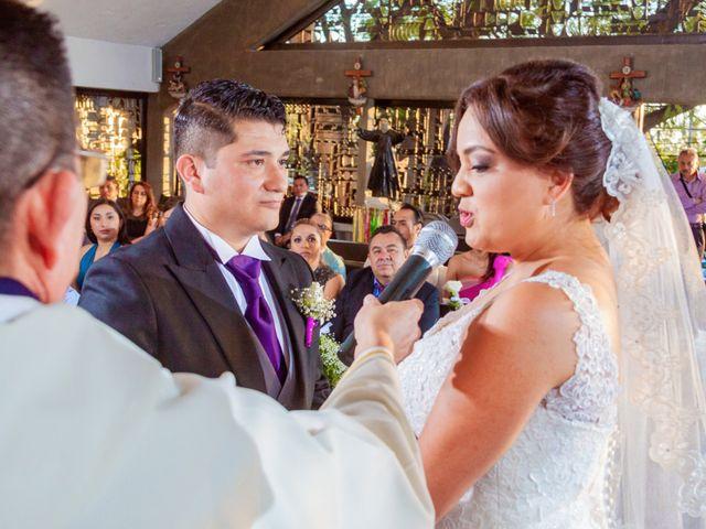 La boda de Gerardo y Paulina en Temixco, Morelos 28