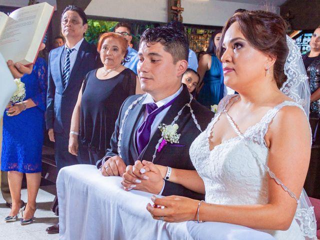 La boda de Gerardo y Paulina en Temixco, Morelos 33