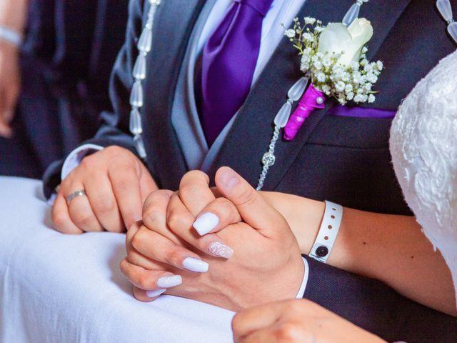 La boda de Gerardo y Paulina en Temixco, Morelos 34