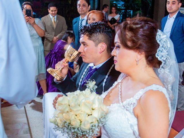 La boda de Gerardo y Paulina en Temixco, Morelos 36
