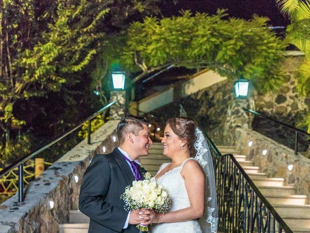 La boda de Gerardo y Paulina en Temixco, Morelos 42