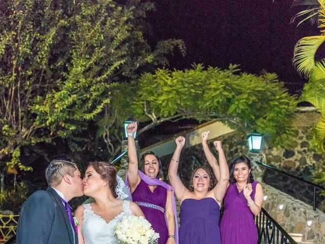 La boda de Gerardo y Paulina en Temixco, Morelos 43