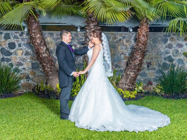 La boda de Gerardo y Paulina en Temixco, Morelos 44
