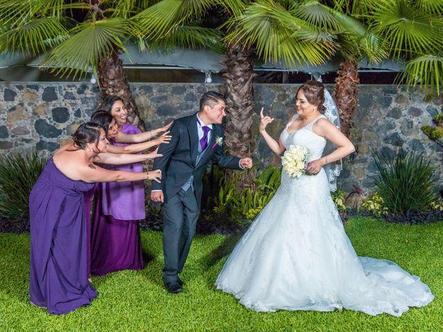 La boda de Gerardo y Paulina en Temixco, Morelos 48