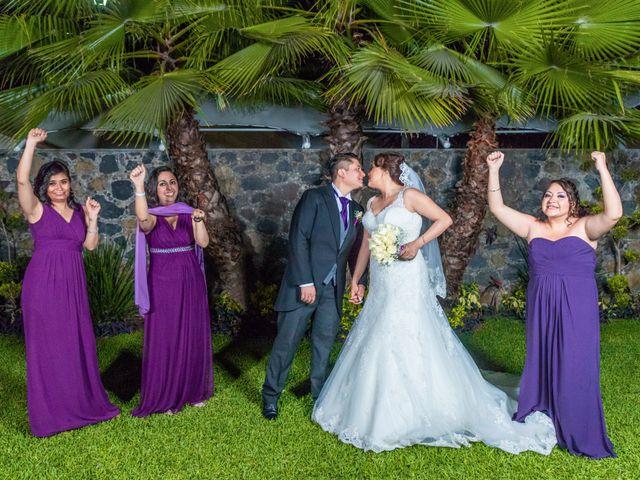 La boda de Gerardo y Paulina en Temixco, Morelos 49