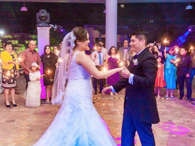 La boda de Gerardo y Paulina en Temixco, Morelos 51
