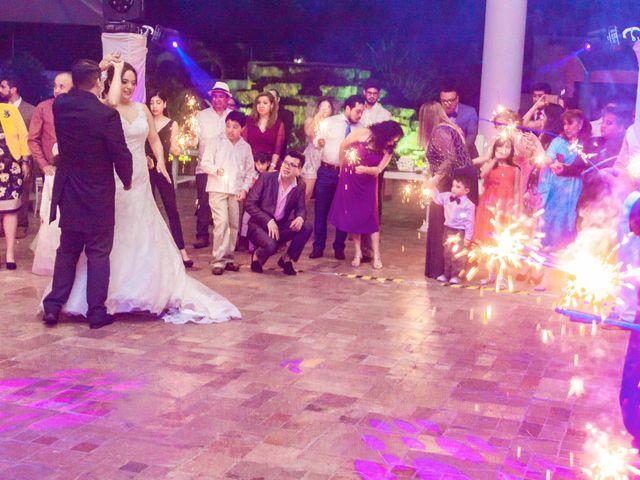 La boda de Gerardo y Paulina en Temixco, Morelos 52