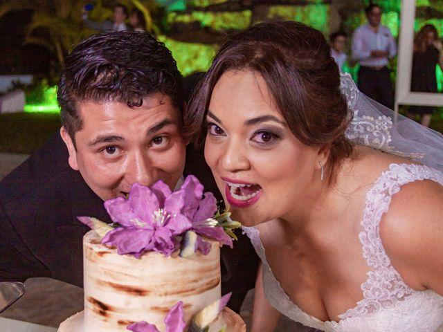 La boda de Gerardo y Paulina en Temixco, Morelos 55