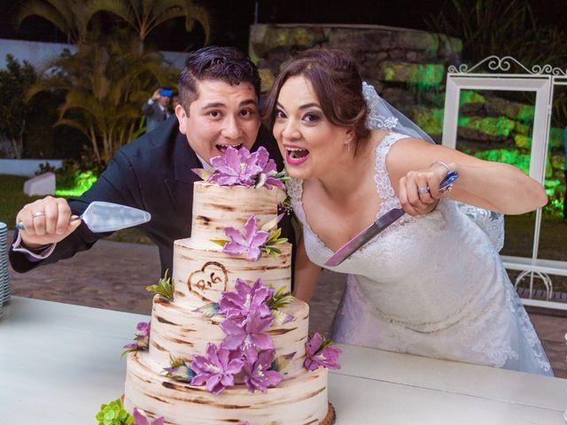 La boda de Gerardo y Paulina en Temixco, Morelos 56