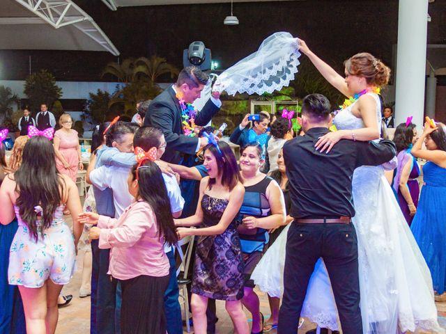 La boda de Gerardo y Paulina en Temixco, Morelos 59