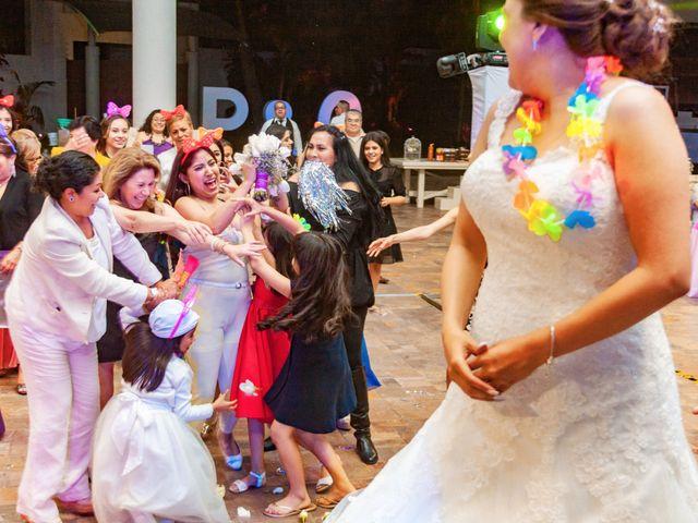 La boda de Gerardo y Paulina en Temixco, Morelos 62
