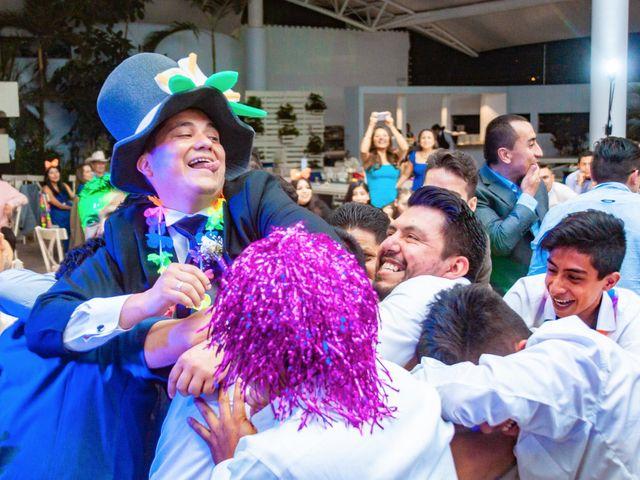 La boda de Gerardo y Paulina en Temixco, Morelos 66