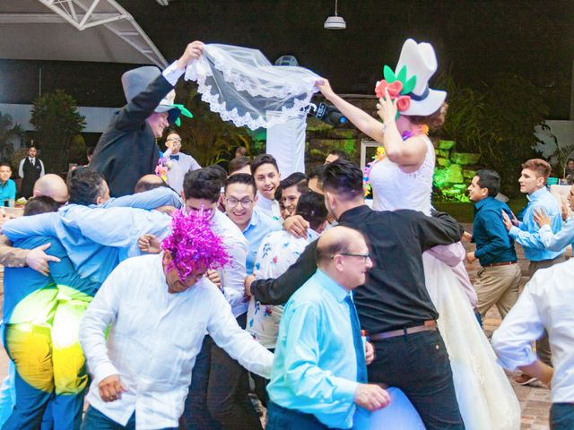 La boda de Gerardo y Paulina en Temixco, Morelos 67