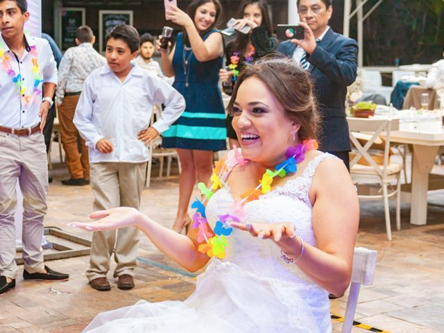 La boda de Gerardo y Paulina en Temixco, Morelos 71