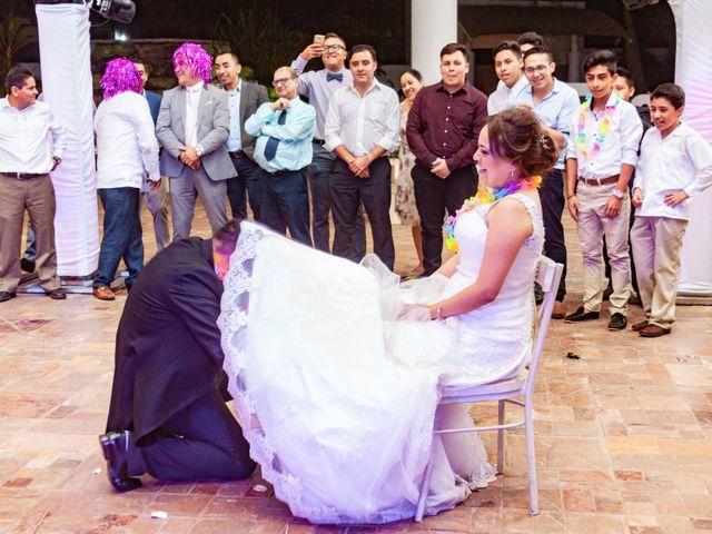 La boda de Gerardo y Paulina en Temixco, Morelos 73