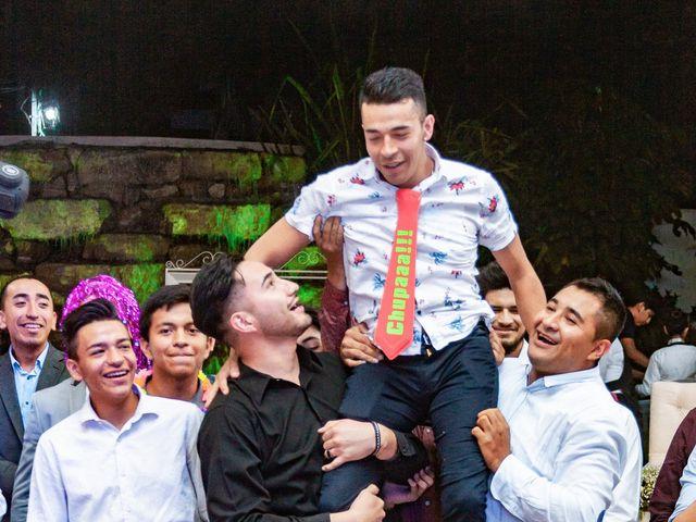 La boda de Gerardo y Paulina en Temixco, Morelos 75