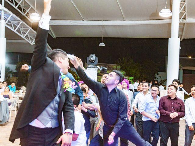 La boda de Gerardo y Paulina en Temixco, Morelos 76