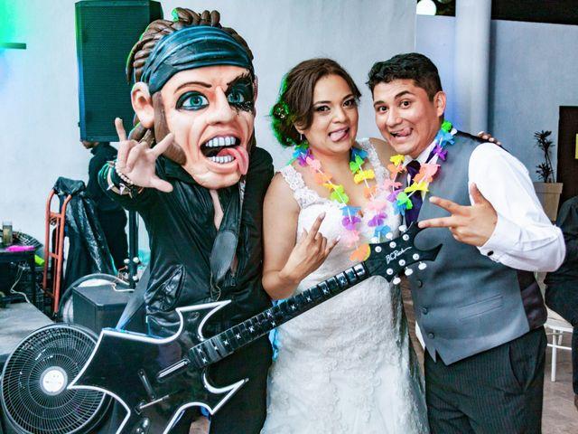 La boda de Gerardo y Paulina en Temixco, Morelos 78
