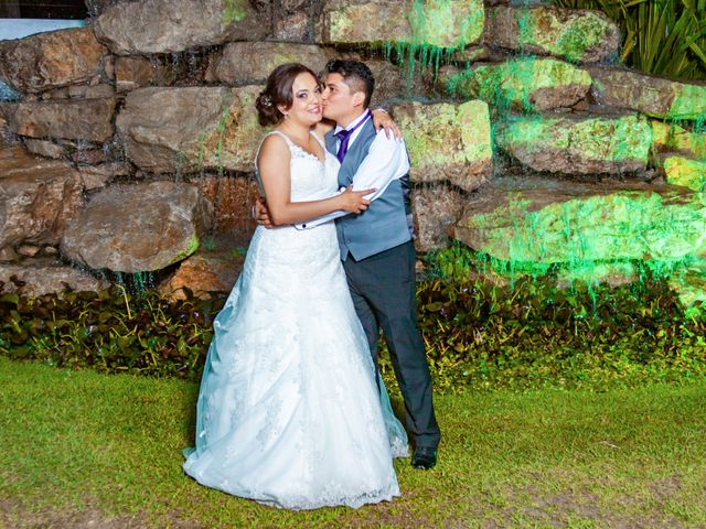 La boda de Gerardo y Paulina en Temixco, Morelos 79