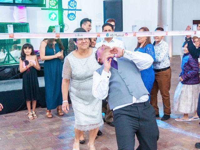 La boda de Gerardo y Paulina en Temixco, Morelos 81