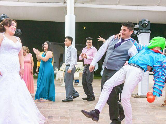 La boda de Gerardo y Paulina en Temixco, Morelos 86