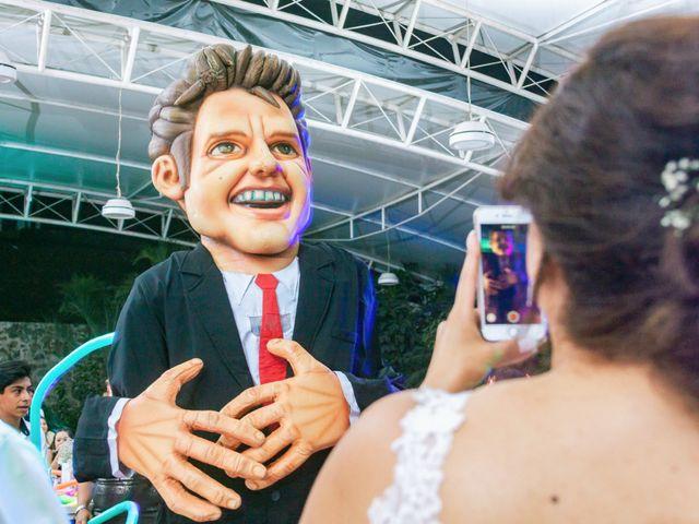 La boda de Gerardo y Paulina en Temixco, Morelos 87