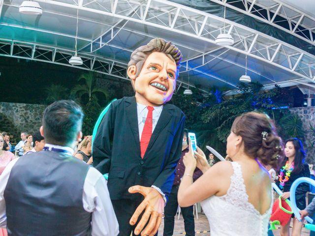 La boda de Gerardo y Paulina en Temixco, Morelos 88